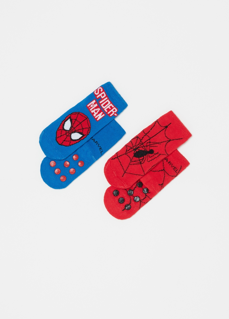 Set due paia calze corte Spider-Man image number null