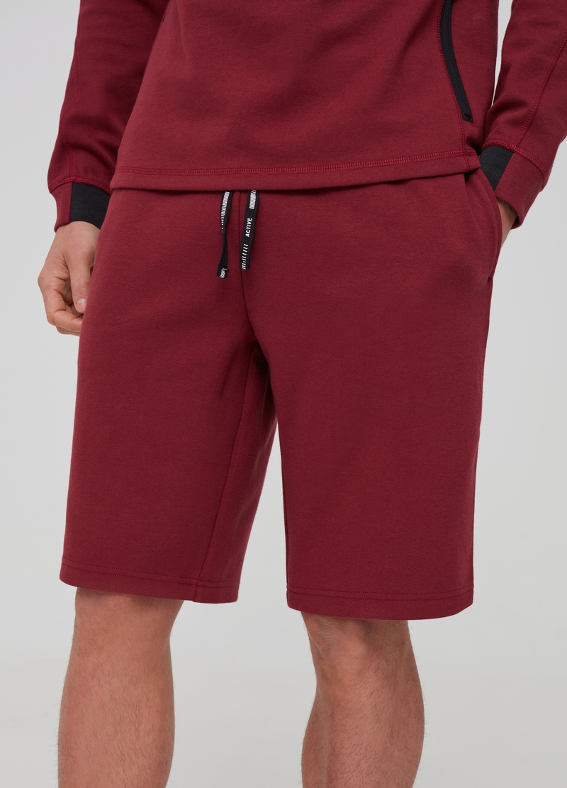 Short trousers with pockets image number null