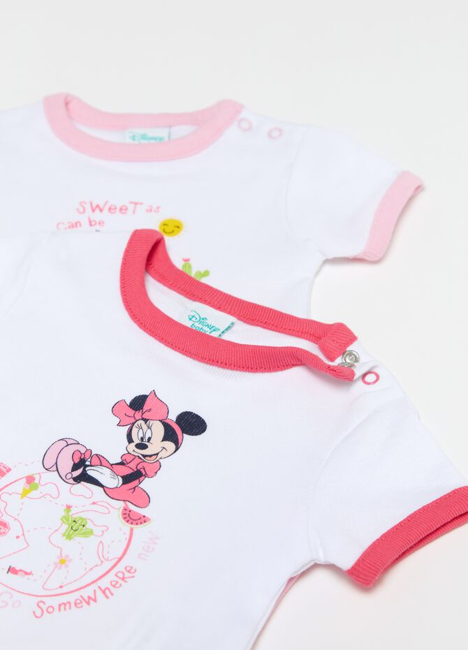 Set due body in costina Disney Baby