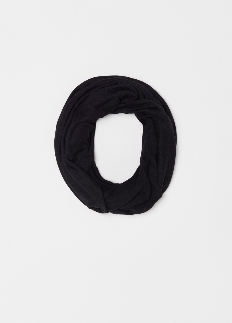 Viscose blend neck warmer image number null