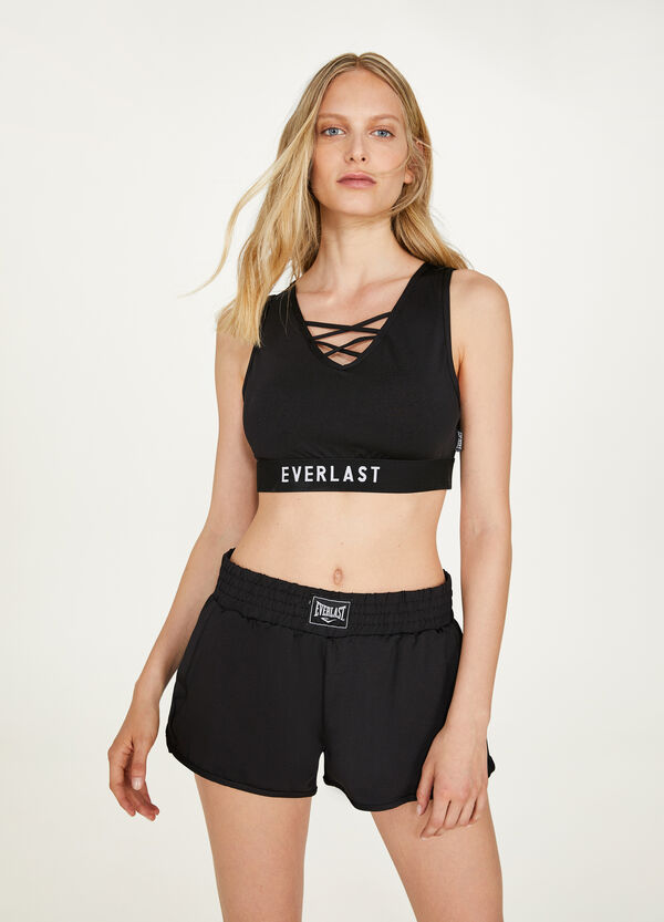 Everlast stretch sports top with print