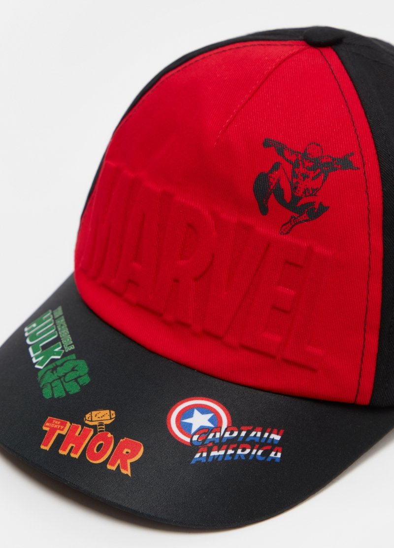 Marvel characters baseball cap image number null