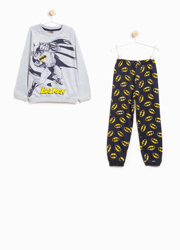 100% cotton pyjamas with Batman print | OVS