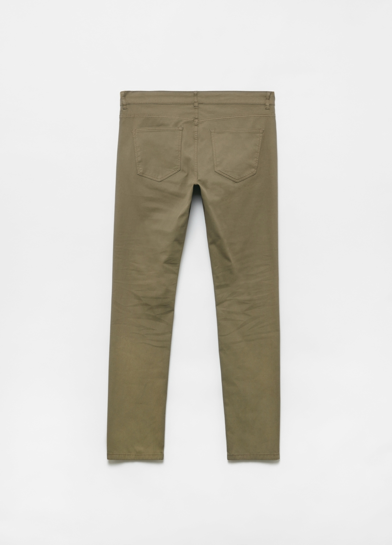 Pantaloni skinny fit cinque tasche image number null