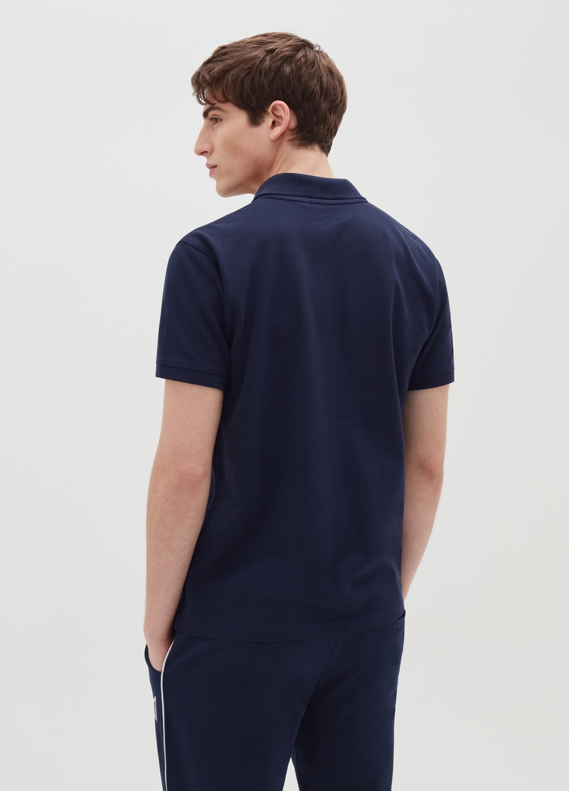 Everlast cotton piquet polo shirt image number null