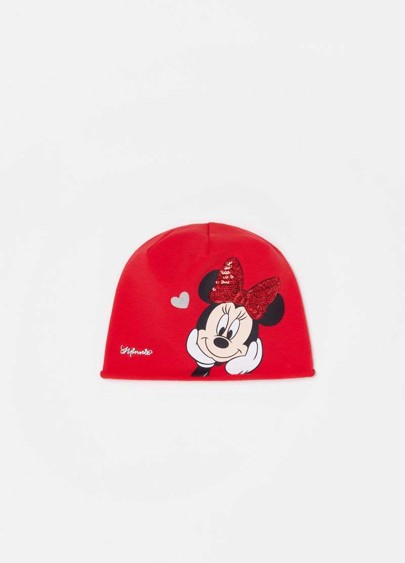 Hat with Disney Baby Minnie Mouse print image number null