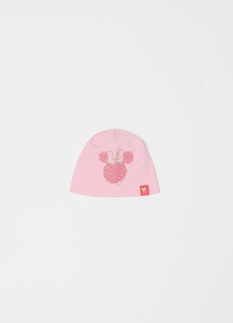 Cappello in French Terry Disney Minnie image number null