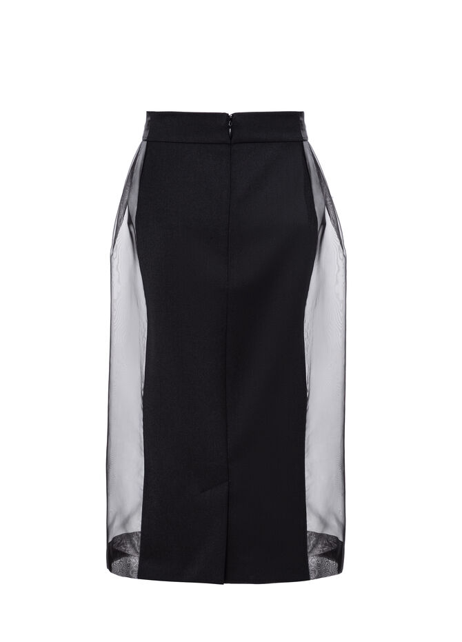 Tricotine skirt, Jean Paul Gaultier for OVS