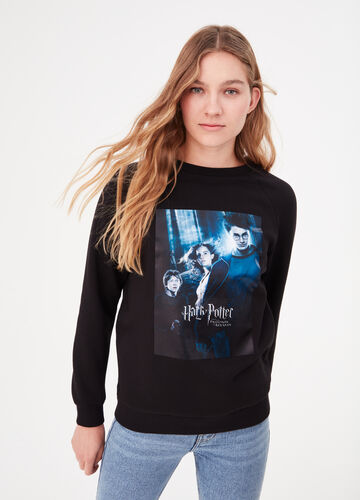 BCI cotton sweatshirt with Harry Potter print