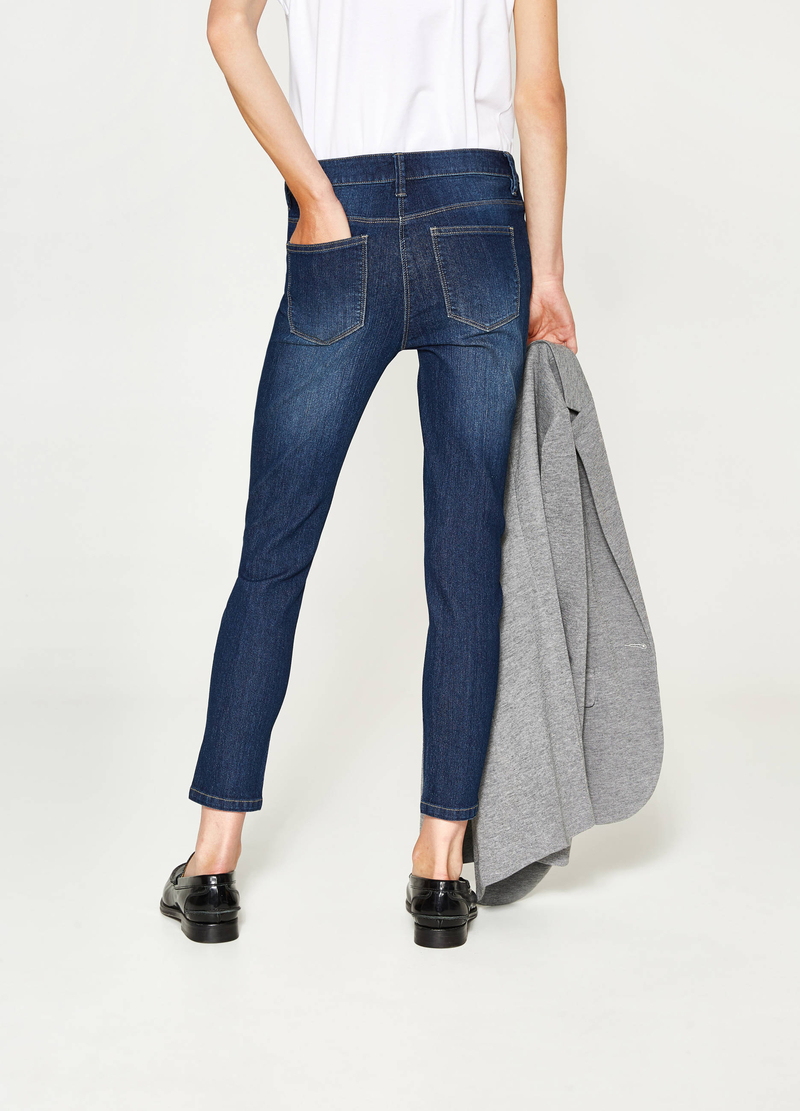Jeans skinny fit stretch delavati image number null