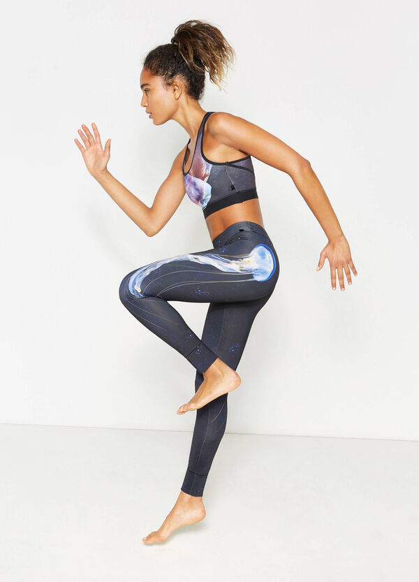 Leggings stretch Skin Of Nature | OVS