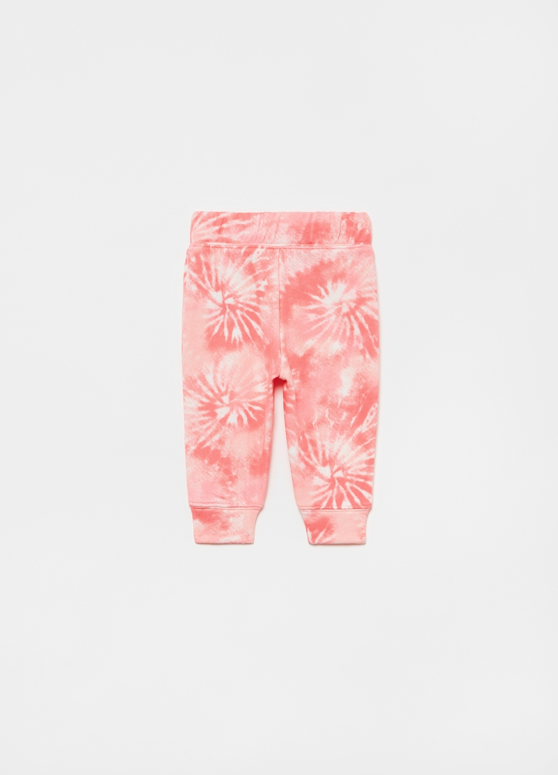 GAP Joggers Tie Dye con stampa logo image number null
