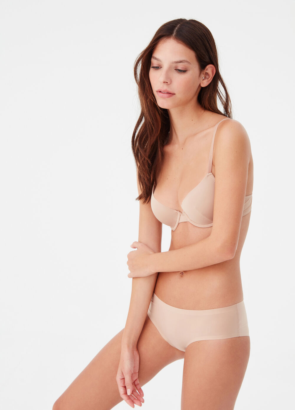 Invisible French knickers