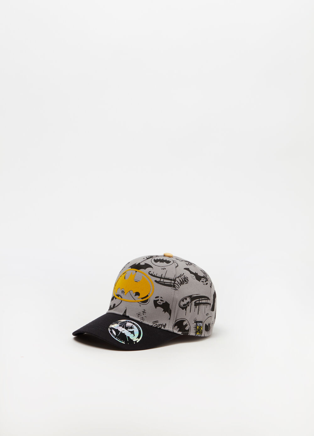 Cappello baseball in cotone Batman