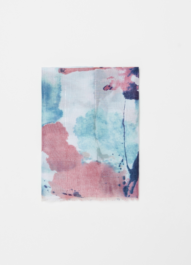 Pashmina with pattern print image number null