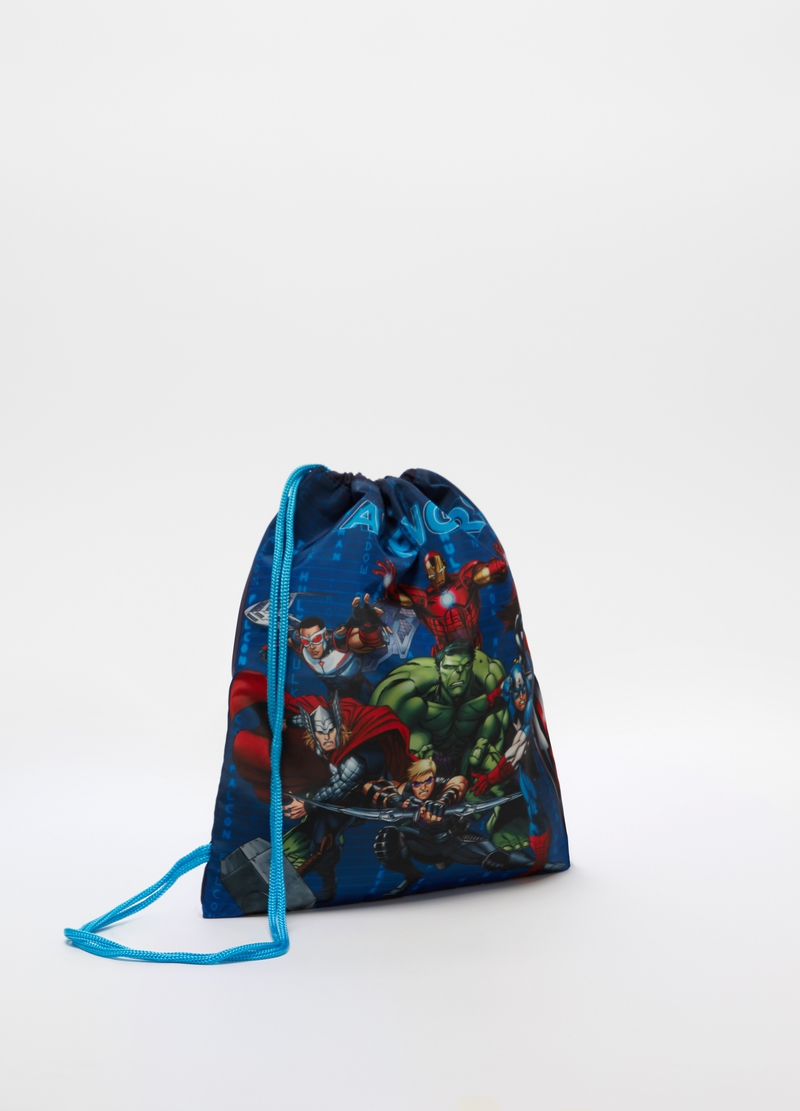 Rain backpack with The Avengers pattern image number null