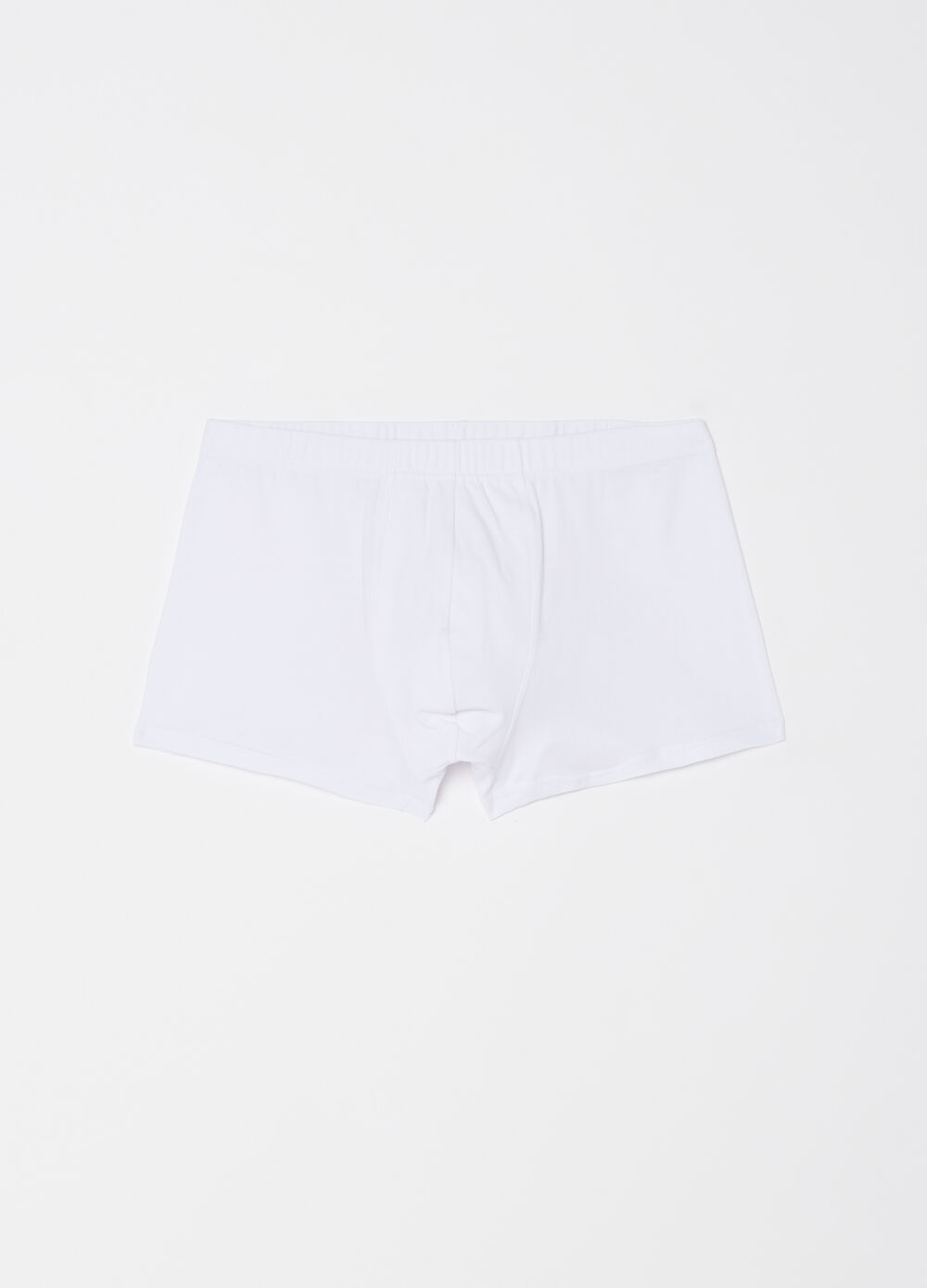 Five-pack stretch cotton boxer shorts