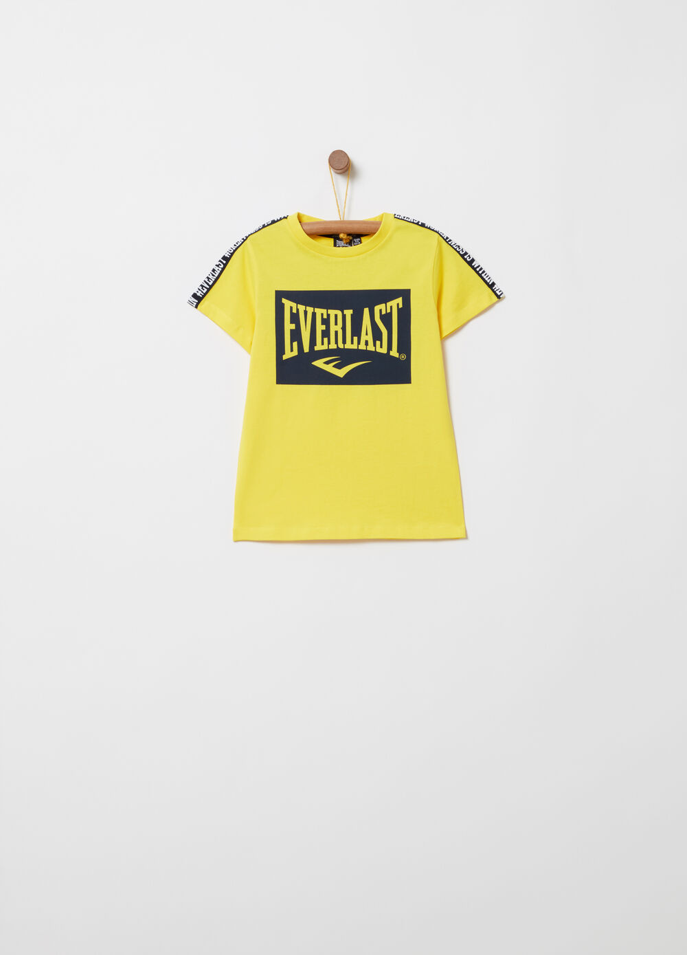 Everlast T-shirt with decorative motifs