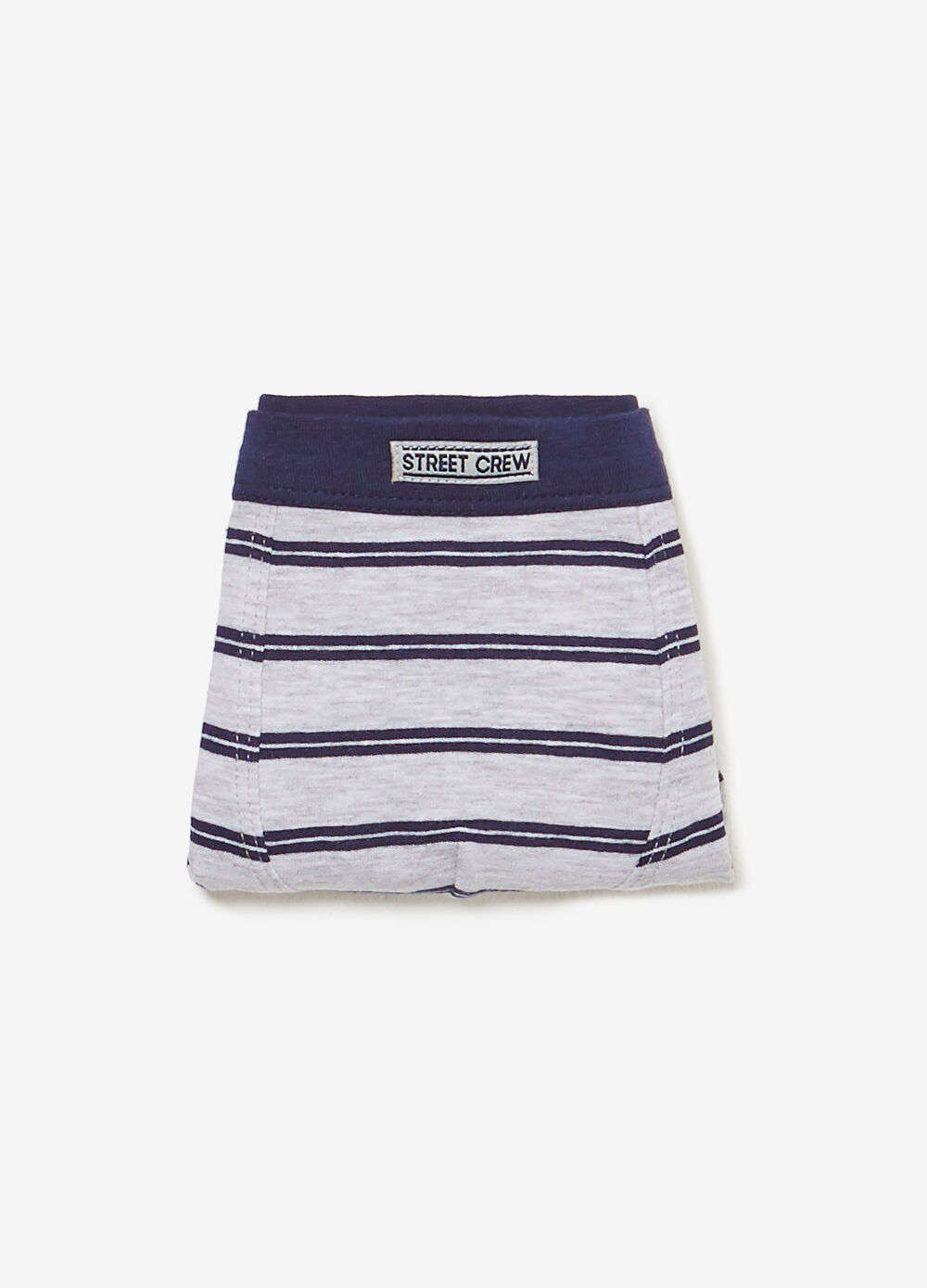 Boxer cotone e viscosa stretch righe