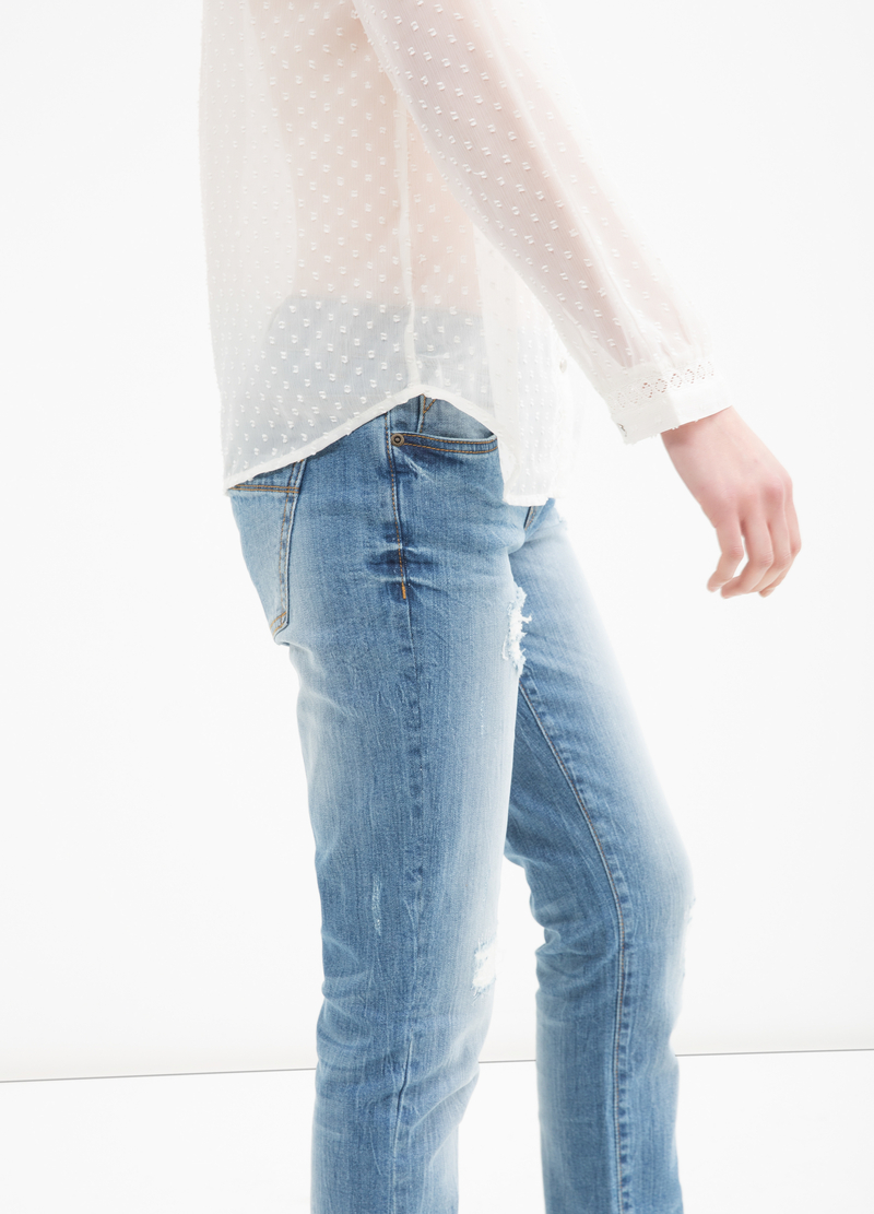Jeans stretch skinny fit image number null