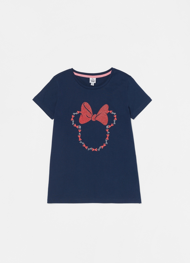Short pyjamas with Disney Minnie Mouse print image number null