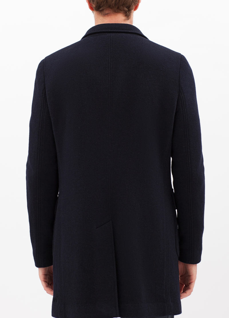 Cappotto misto lana Rumford image number null