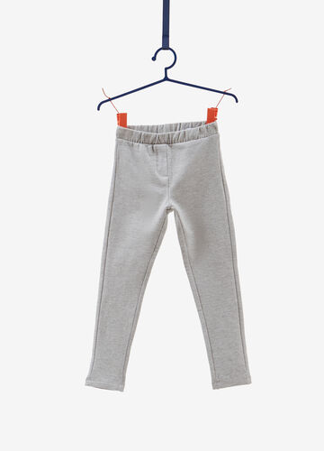 100% stretch cotton jeggings