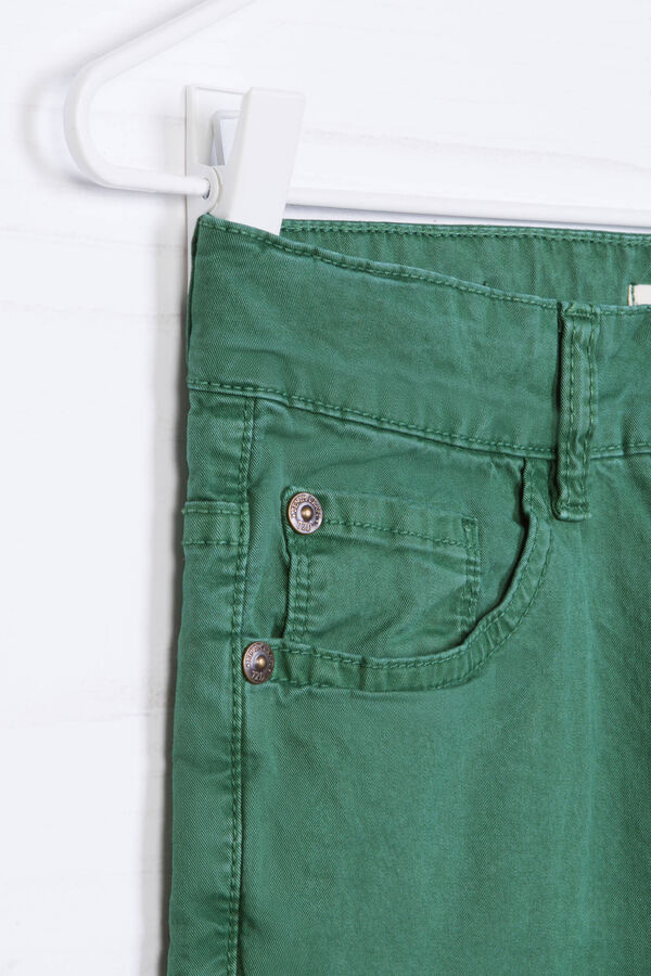 Five-pocket stretch trousers | OVS