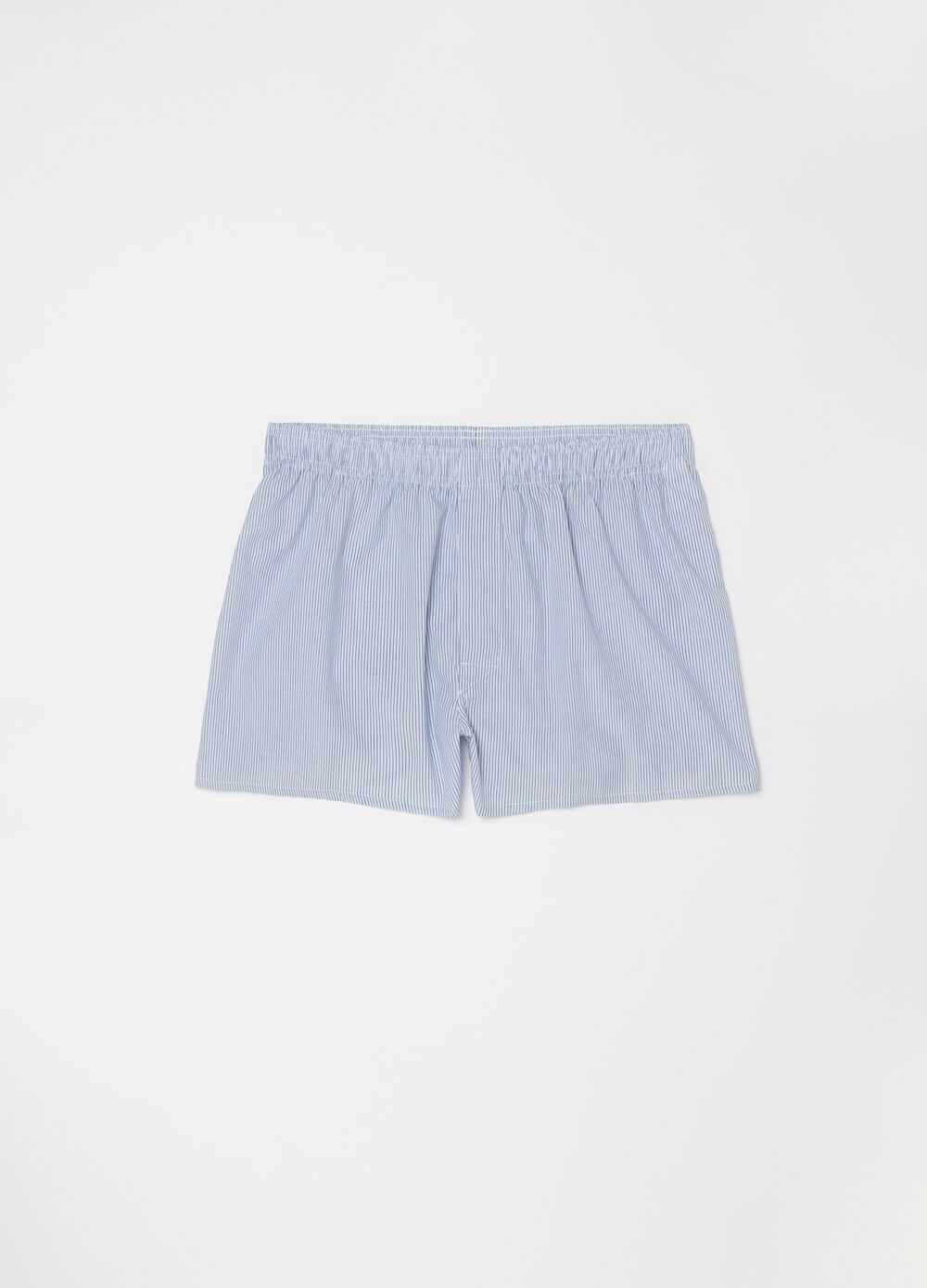 Two-pack patterned boxer shorts in 100% cotton