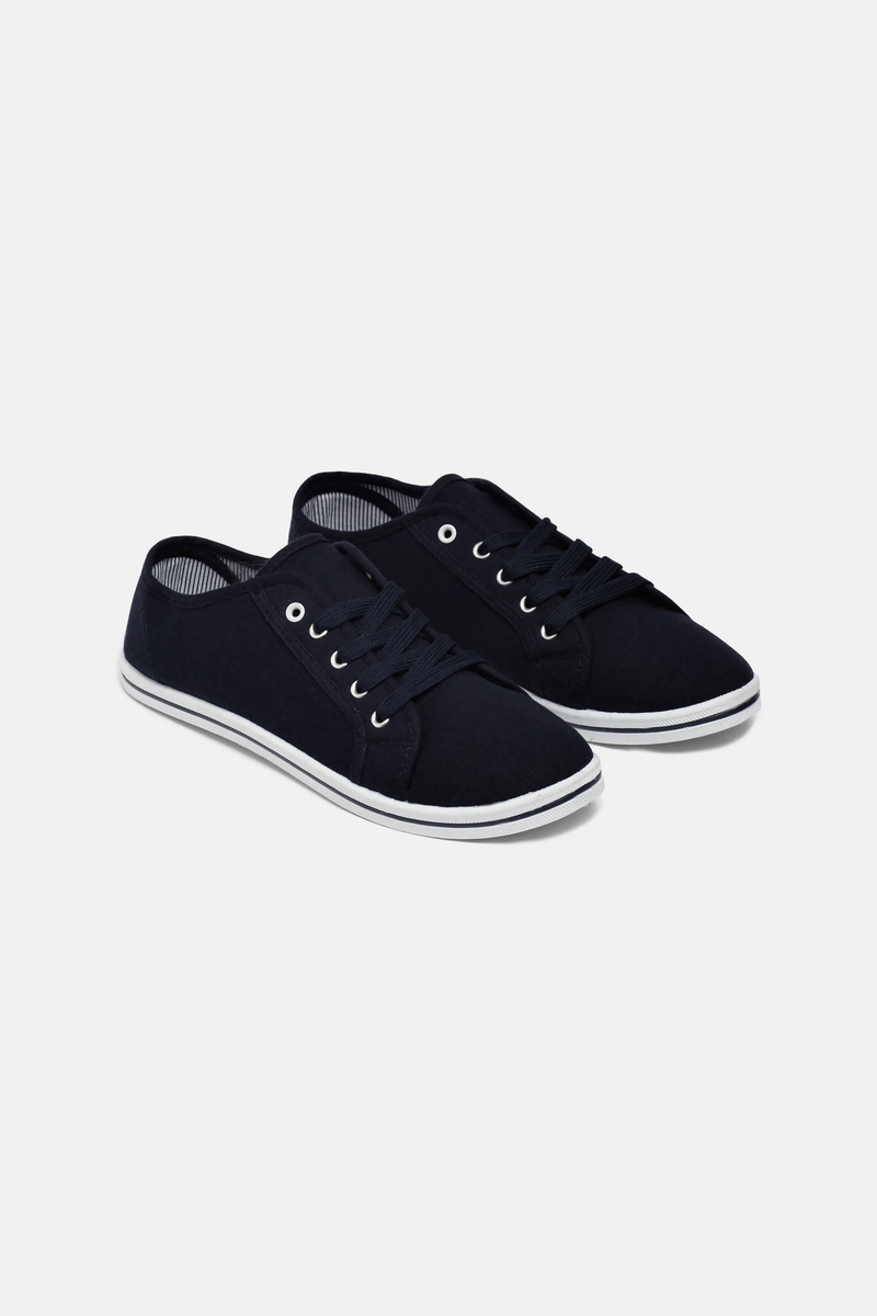 Canvas sneakers image number null