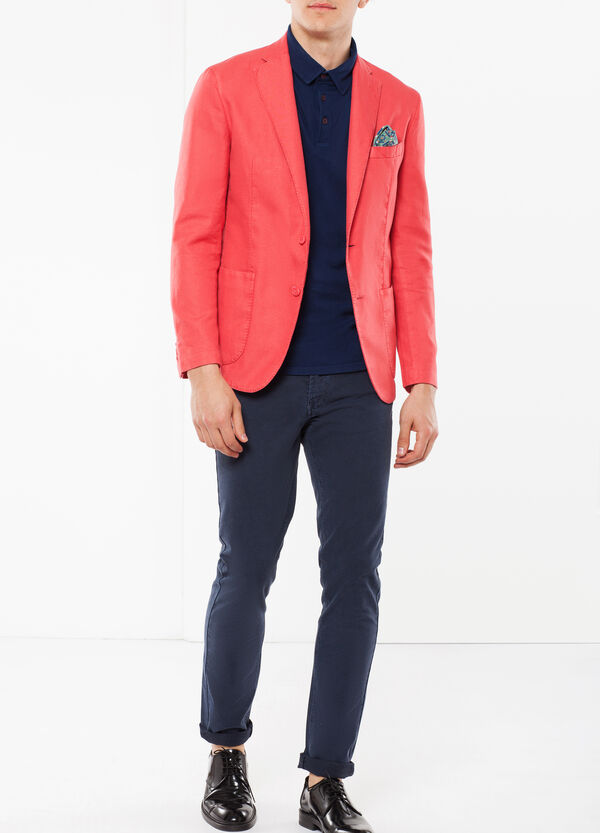 Rumford jacket with pocket square | OVS