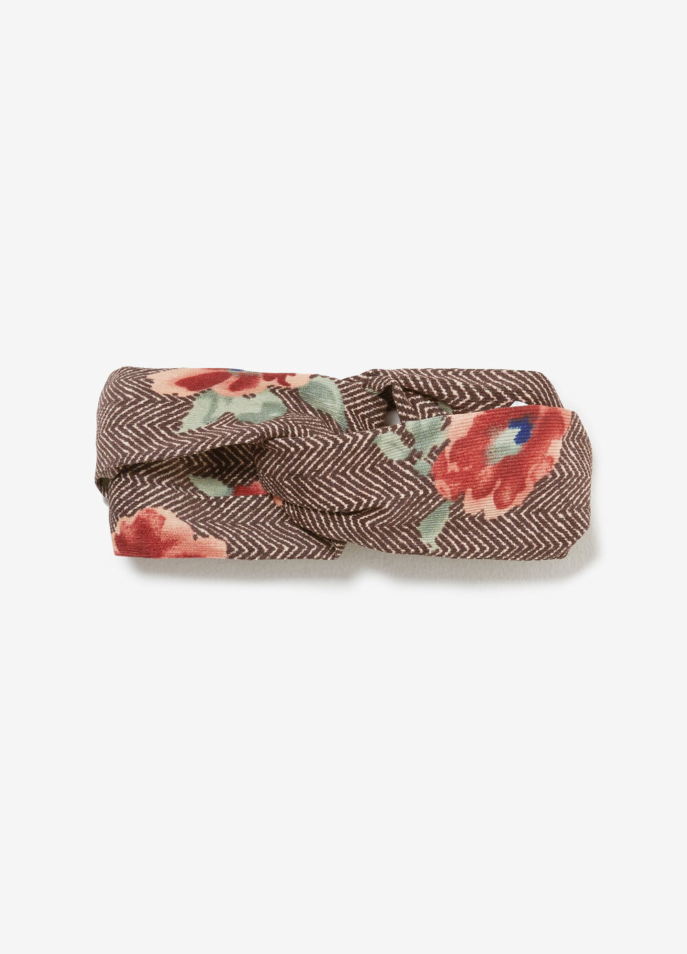 Printed hair band
