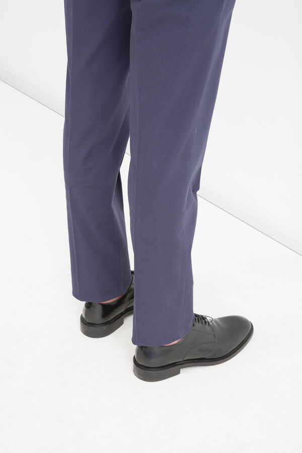 Pantaloni in cotone stretch | OVS