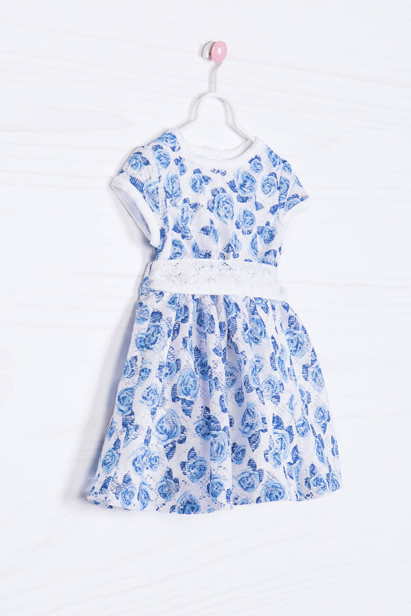 Dress with floral pattern   OVS