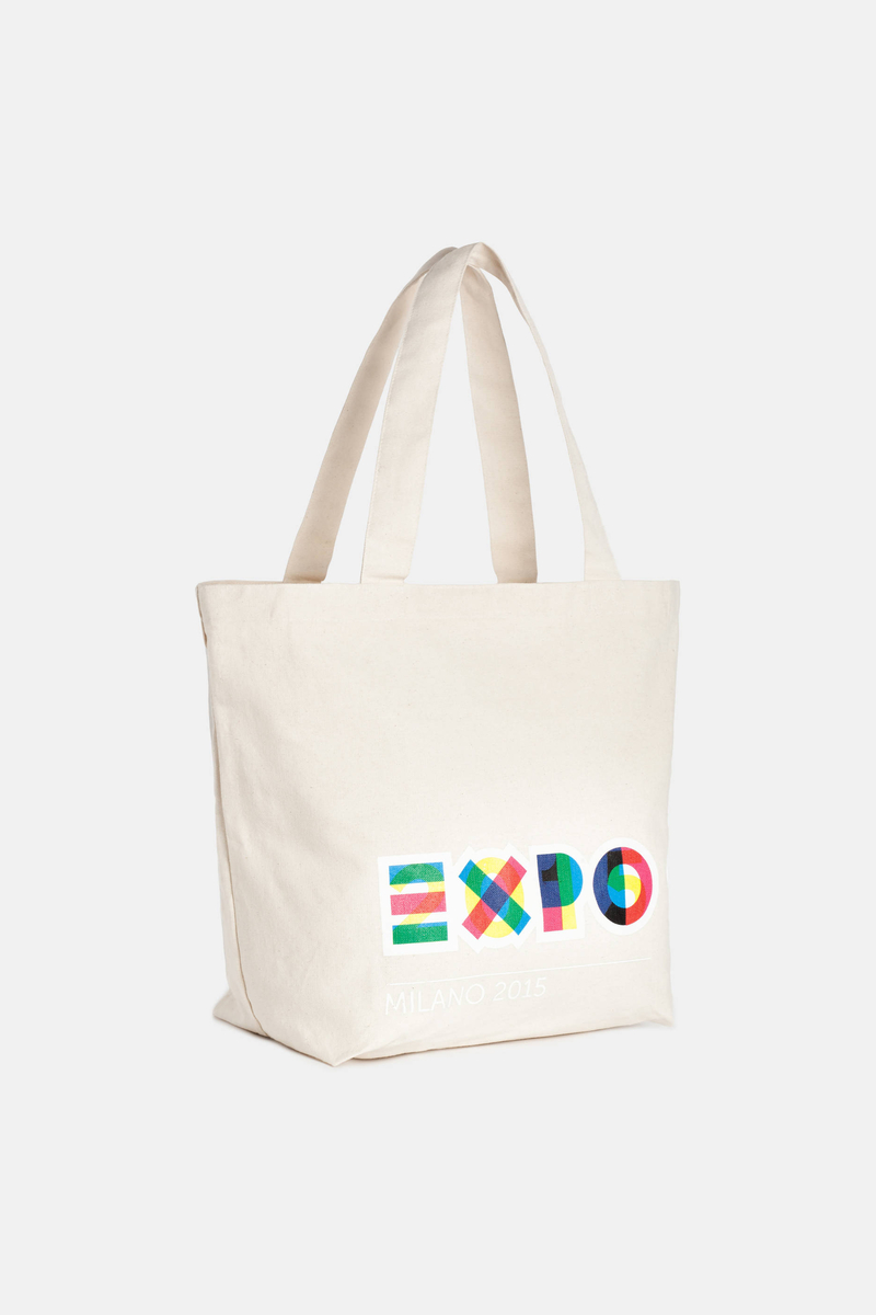EXPO2015 trapezoid bag image number null