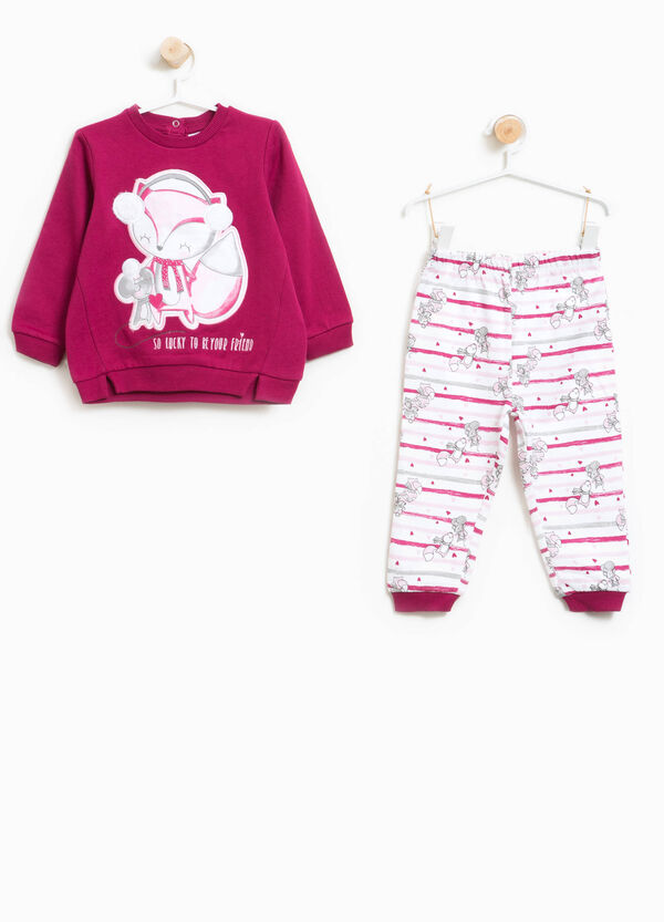 Better Cotton pyjamas with pattern | OVS