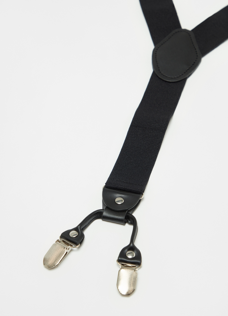 Solid colour braces with clip image number null