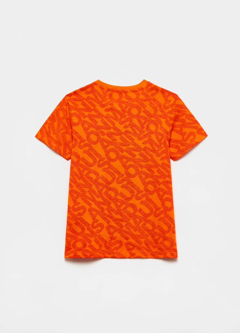 T-shirt with all-over print by Maui and Sons image number null