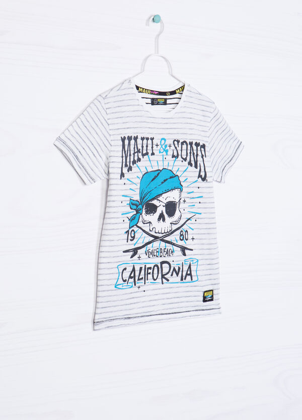 T-shirt puro cotone Maui and Sons | OVS