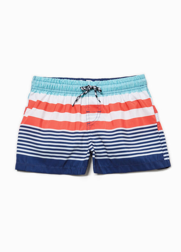Striped beach shorts | OVS