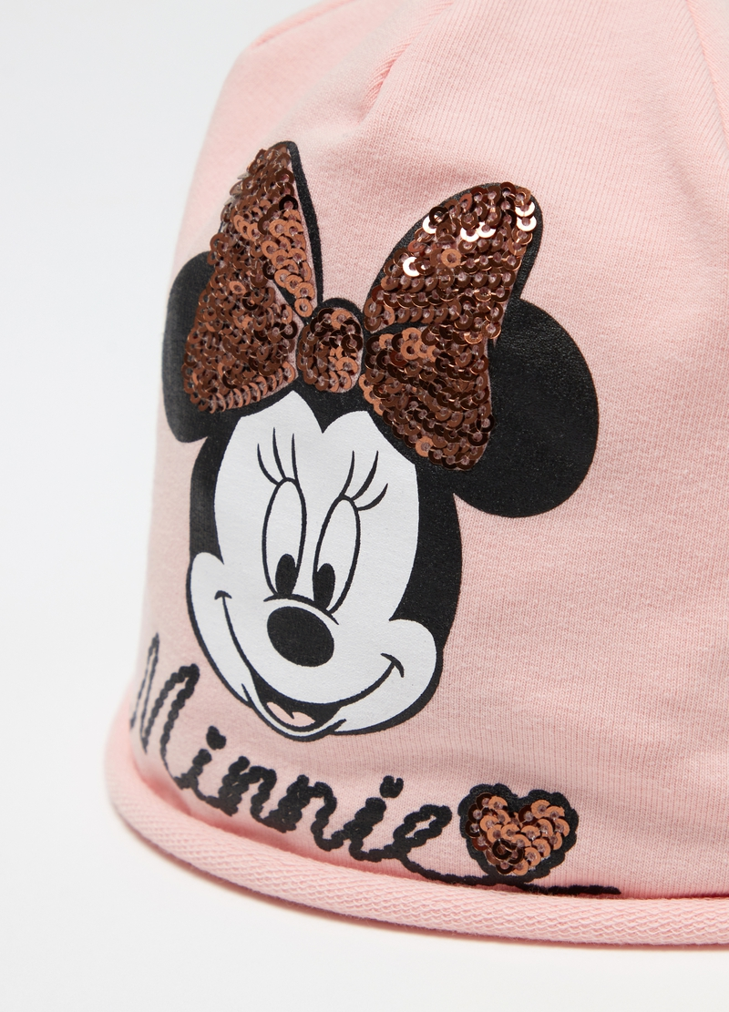 Cappellino in jersey Disney Baby Minnie image number null