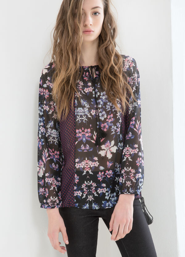Floral patterned blouse | OVS