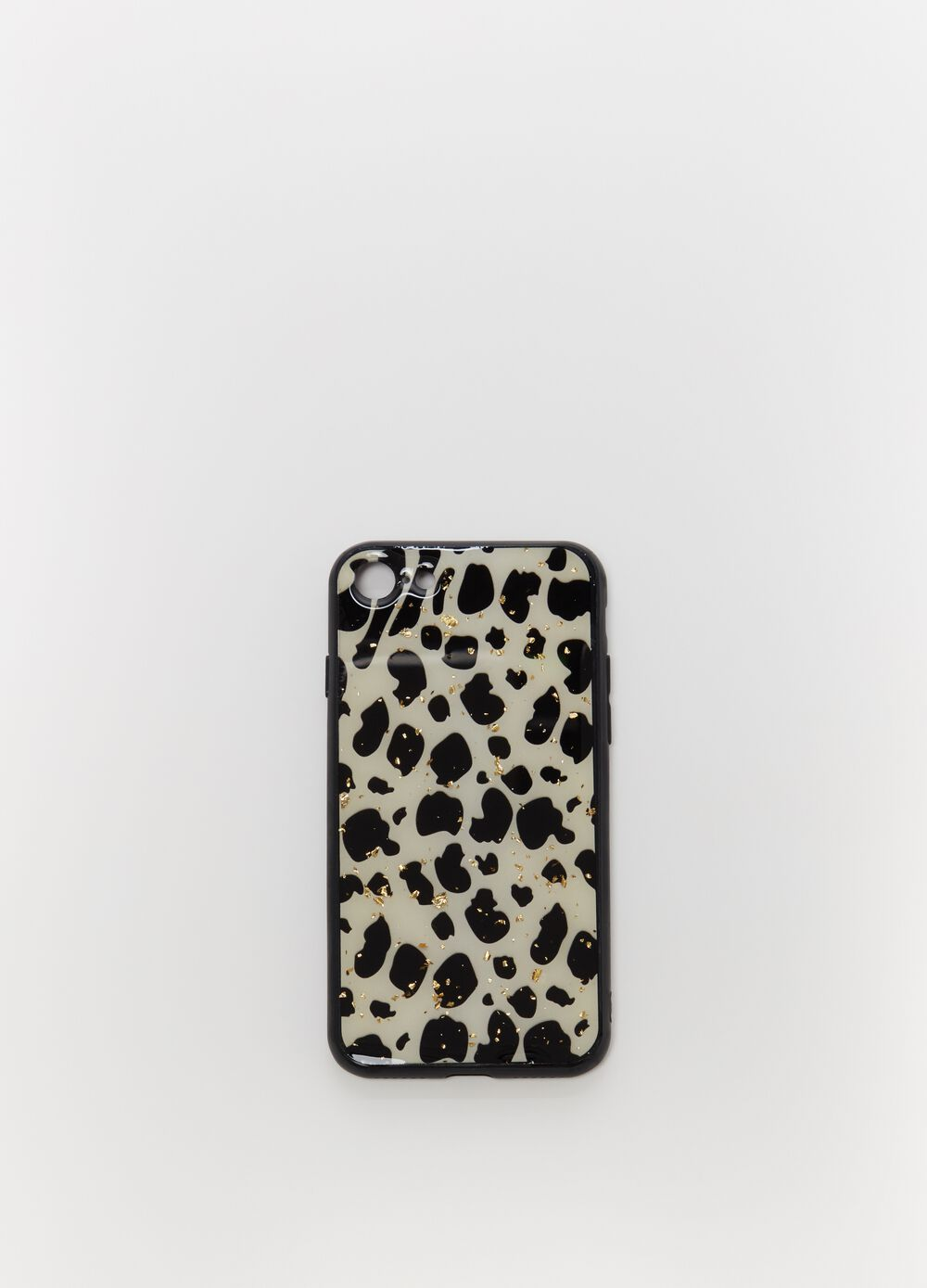 Cover for iPhone with animal print
