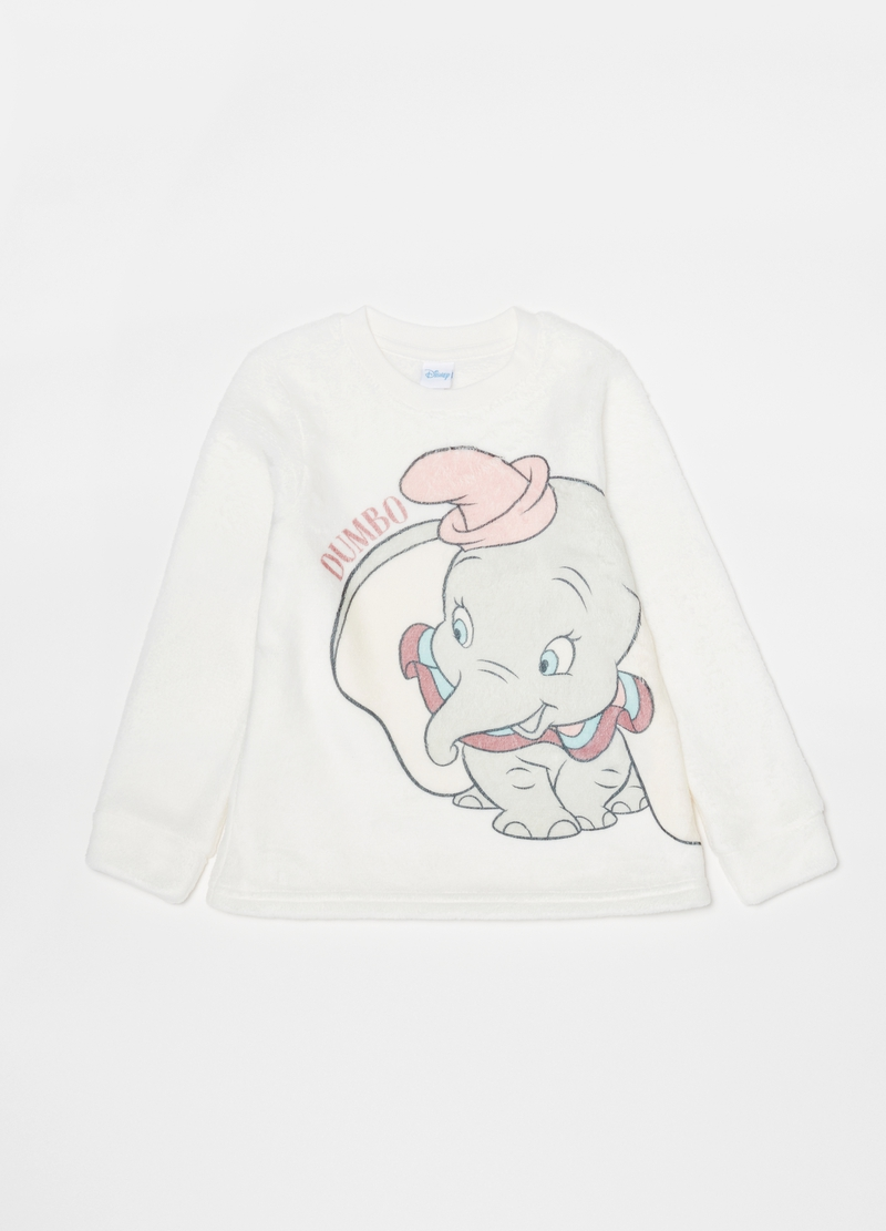 Long pyjamas with Disney Dumbo print image number null