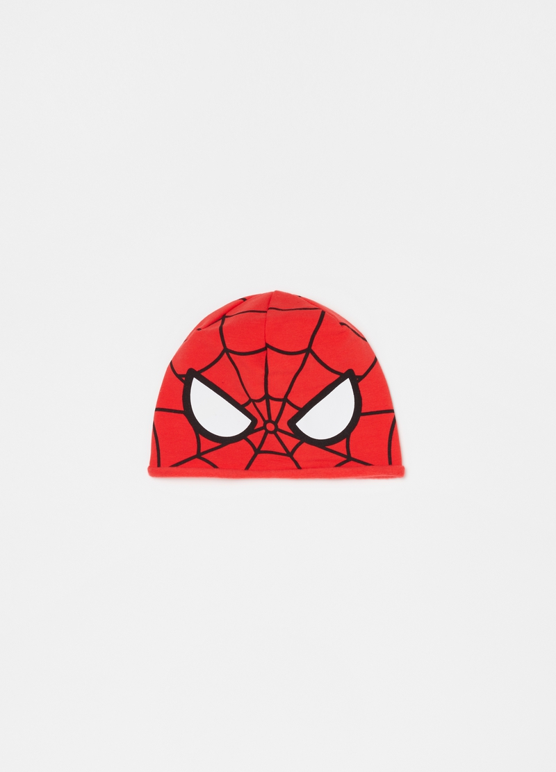Marvel Spider-Man hat in French terry image number null