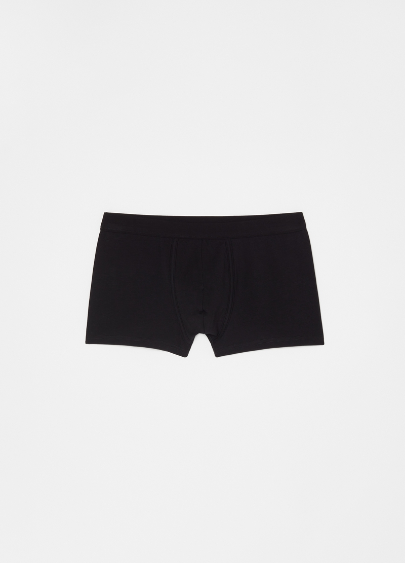Stretch Supima cotton boxer shorts image number null