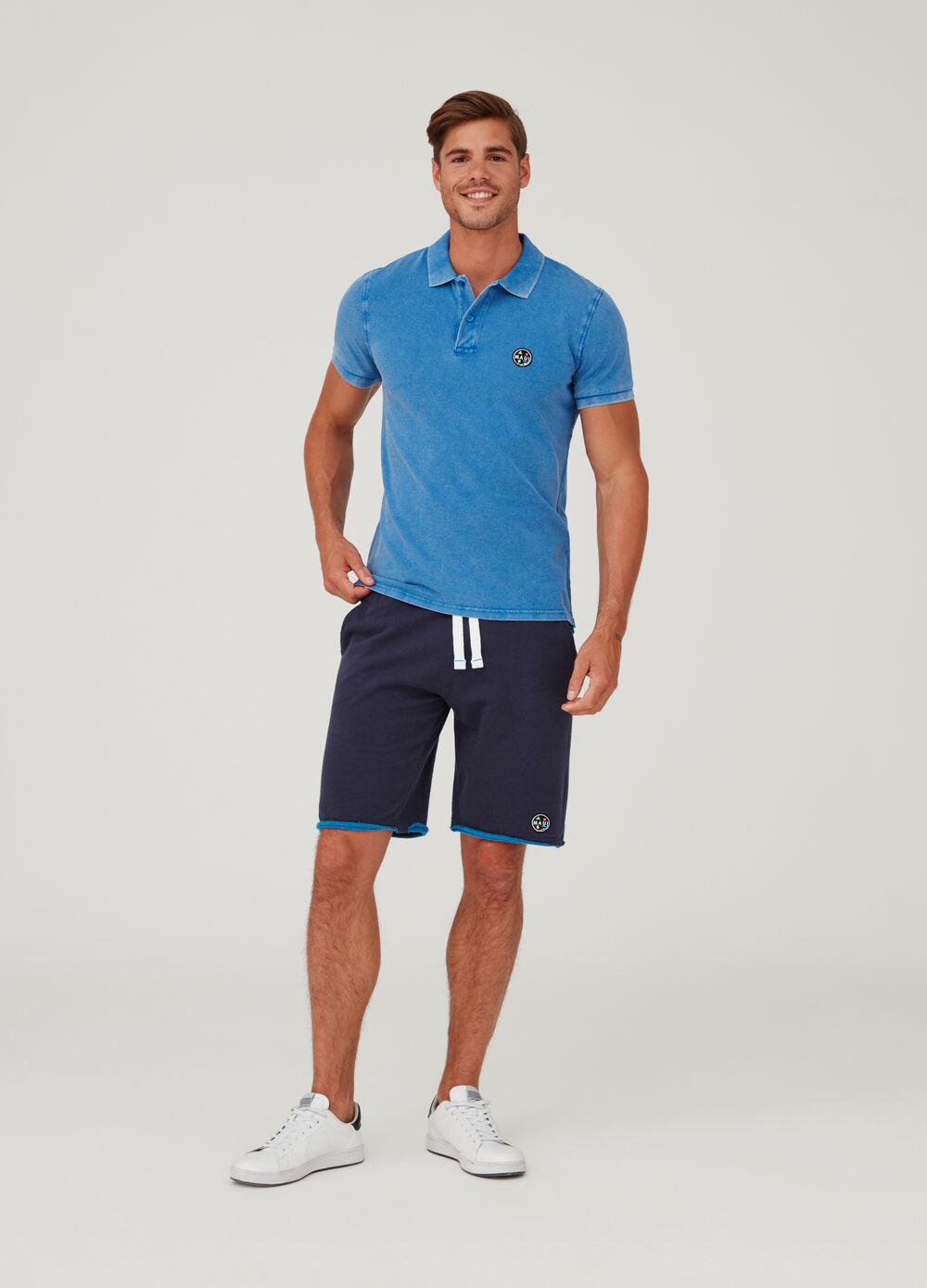 Shorts with drawstring by Maui and Sons