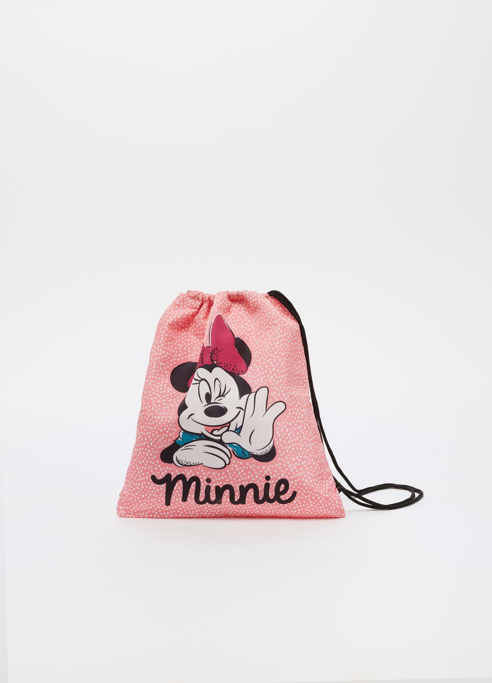Borsa a sacca Disney Minnie e fantasia