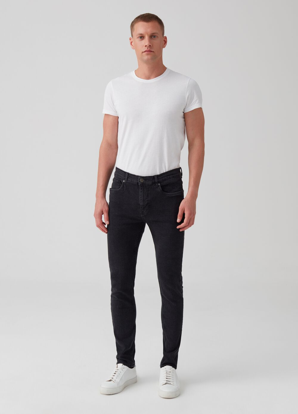 Jeans superskinny fit stretch