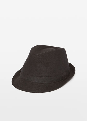 Fedora hat with band